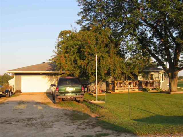 N272 Depot Road, Fremont, WI 54940 (#50192576) :: Todd Wiese Homeselling System, Inc.