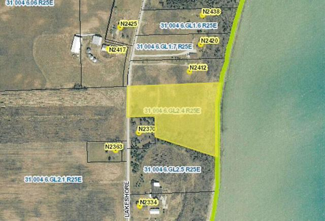 N2396 Lakeshore Road, Kewaunee, WI 54216 (#50192686) :: Dallaire Realty
