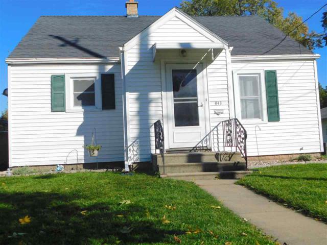 643 Manitowoc Street, Menasha, WI 54952 (#50192852) :: Symes Realty, LLC