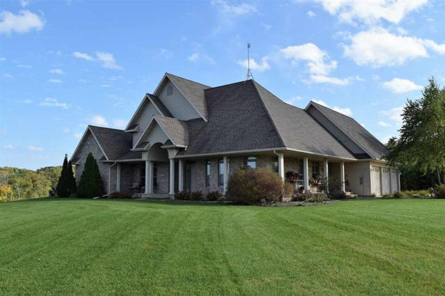 W651 Danes Road, New Holstein, WI 53061 (#50192895) :: Symes Realty, LLC
