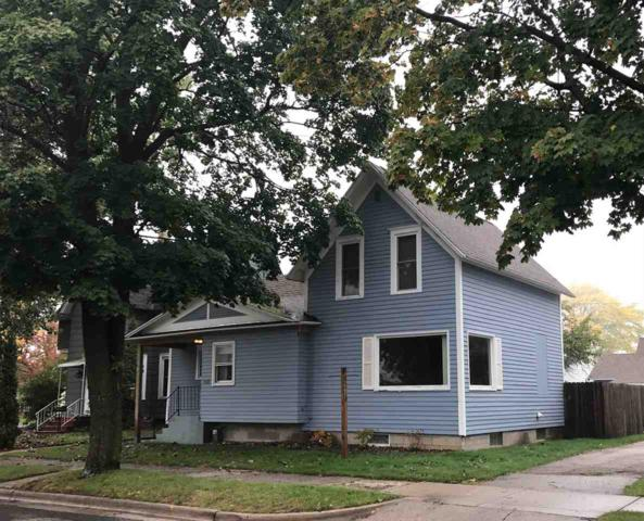 1528 Garfield Avenue, Marinette, WI 54143 (#50192987) :: Symes Realty, LLC