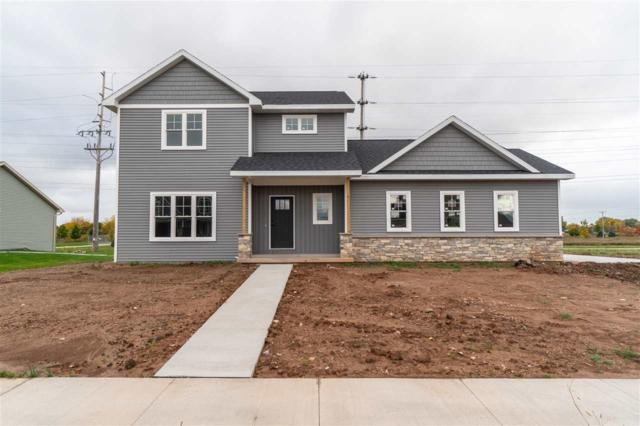 W5726 Parker Court, Appleton, WI 54915 (#50193087) :: Dallaire Realty