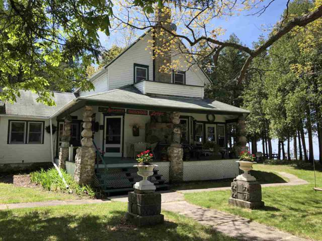 4521 Sherwood Point Road, Sturgeon Bay, WI 54235 (#50193132) :: Symes Realty, LLC