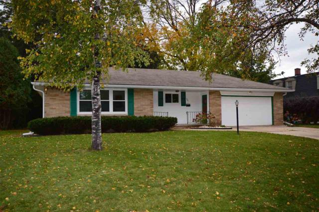 467 Taft Street, Green Bay, WI 54301 (#50193137) :: Dallaire Realty