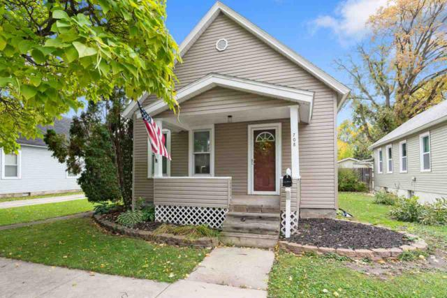 708 10TH Avenue, Green Bay, WI 54304 (#50193149) :: Dallaire Realty