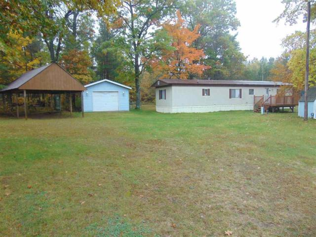 N7702 Butler Rock Road, Crivitz, WI 54114 (#50193214) :: Dallaire Realty