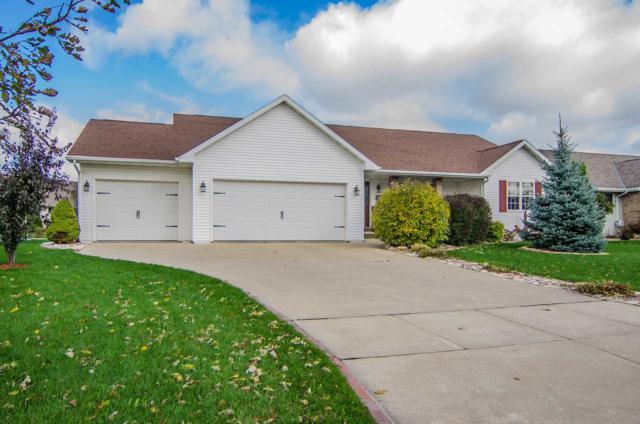 3353 Bushwood Lane, Green Bay, WI 54311 (#50193238) :: Symes Realty, LLC