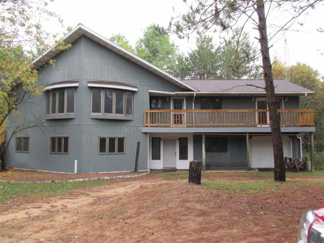 W5738 E Fork Road, Wautoma, WI 54982 (#50193242) :: Dallaire Realty
