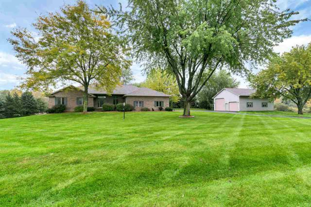 2420 Rocky Way, Green Bay, WI 54313 (#50193247) :: Dallaire Realty