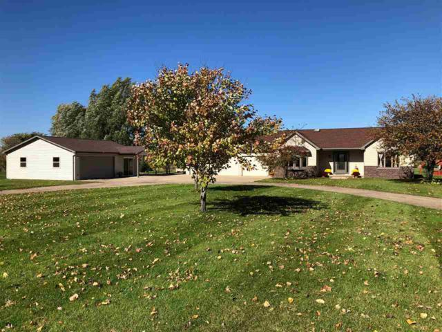 W6954 Spencer Road, Appleton, WI 54914 (#50193276) :: Dallaire Realty