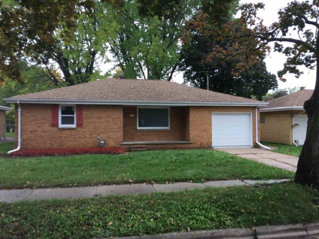 1816 Newberry Avenue, Green Bay, WI 54302 (#50193423) :: Symes Realty, LLC