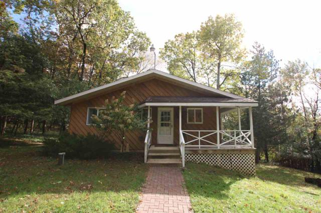 W3706 Orchard Avenue, Green Lake, WI 54941 (#50193475) :: Dallaire Realty
