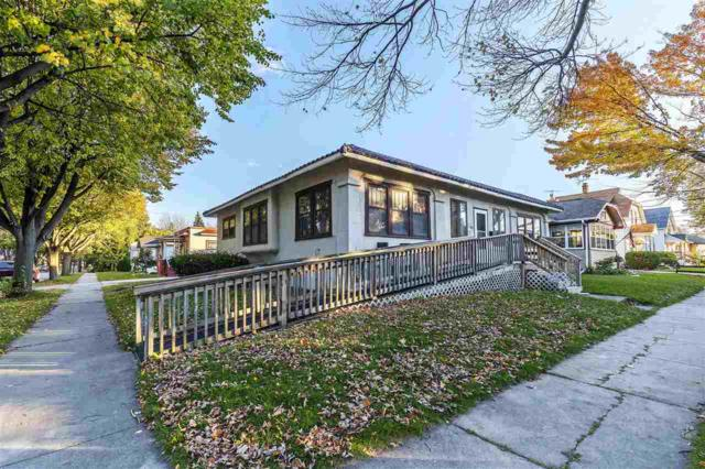 160 Woodlawn Avenue, Green Bay, WI 54303 (#50193476) :: Dallaire Realty