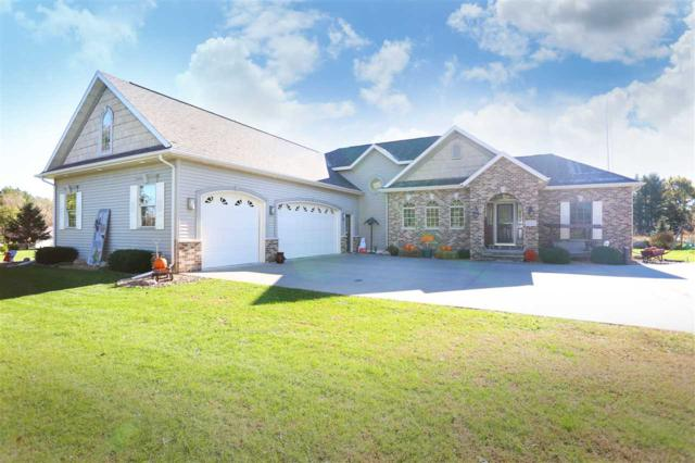 W5271 Cree Road, Wautoma, WI 54982 (#50193487) :: Dallaire Realty