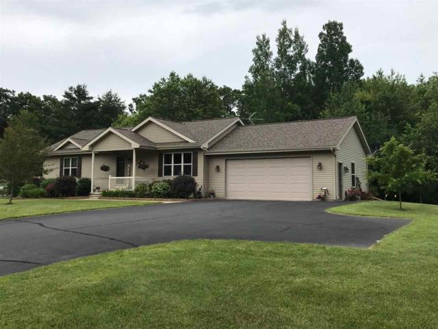 W1611 Hwy B, Marinette, WI 54143 (#50193683) :: Todd Wiese Homeselling System, Inc.