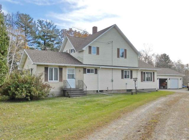 W2623 Hwy 64, Marinette, WI 54143 (#50193750) :: Todd Wiese Homeselling System, Inc.