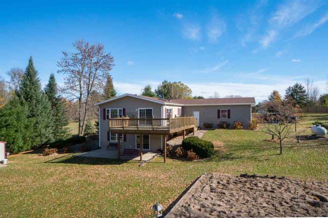 W10742 Upper Lake Drive, Gresham, WI 54128 (#50193764) :: Symes Realty, LLC