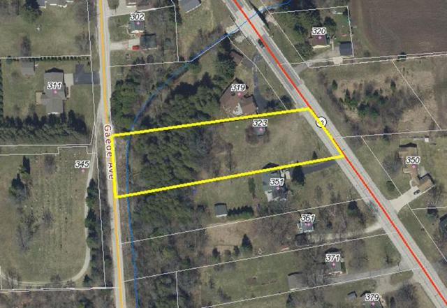323 S Forestville Avenue, Forestville, WI 54213 (#50193813) :: Dallaire Realty