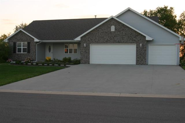 N2381 Heavenly Drive, Greenville, WI 54942 (#50193825) :: Dallaire Realty