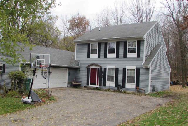 615 North Street, Waupaca, WI 54981 (#50194048) :: Todd Wiese Homeselling System, Inc.