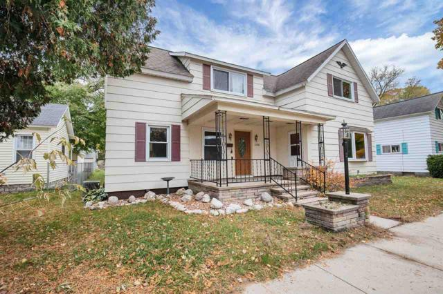 1208 Oakes Street, Marinette, WI 54143 (#50194083) :: Todd Wiese Homeselling System, Inc.