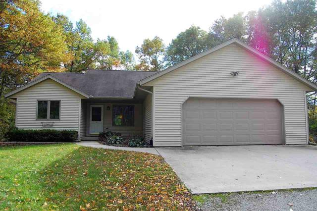 3081 Nuthatch Lane, Oconto, WI 54153 (#50194206) :: Todd Wiese Homeselling System, Inc.