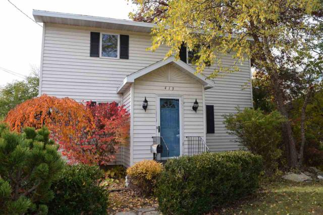 413 N 4TH Avenue, Sturgeon Bay, WI 54235 (#50194239) :: Dallaire Realty