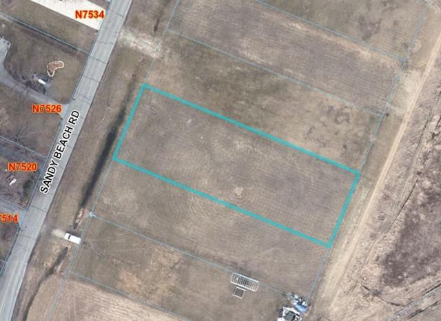 Sandy Beach Road, Fond Du Lac, WI 54935 (#50194284) :: Todd Wiese Homeselling System, Inc.