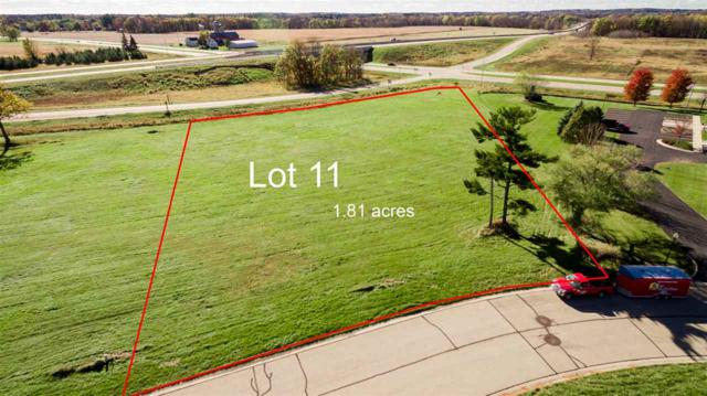 Wood Duck Drive, Fremont, WI 54940 (#50194399) :: Symes Realty, LLC