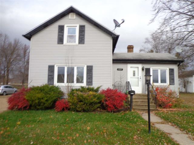 409 W Waupaca Street, New London, WI 54961 (#50194414) :: Todd Wiese Homeselling System, Inc.