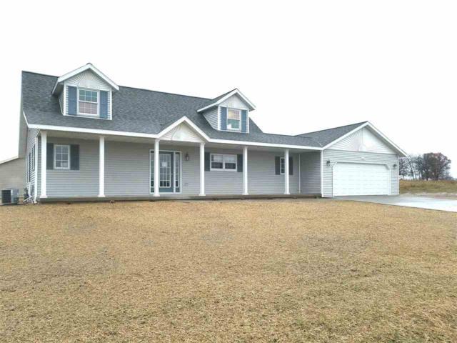 1615 Webster Way, Waupaca, WI 54981 (#50194427) :: Todd Wiese Homeselling System, Inc.