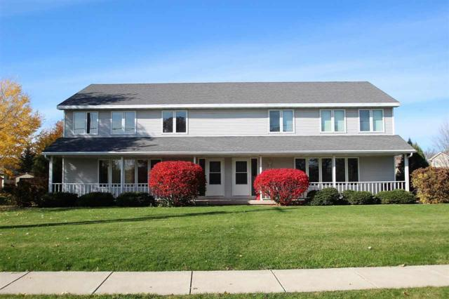 2232 Lost Dauphin Road, De Pere, WI 54115 (#50194485) :: Todd Wiese Homeselling System, Inc.
