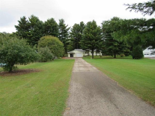 W3980 Hwy H, Pine River, WI 54965 (#50194493) :: Todd Wiese Homeselling System, Inc.