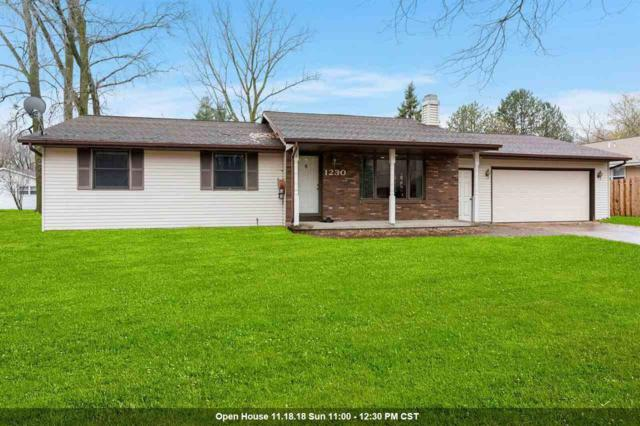 1230 Sandhill Drive, Green Bay, WI 54313 (#50194500) :: Todd Wiese Homeselling System, Inc.