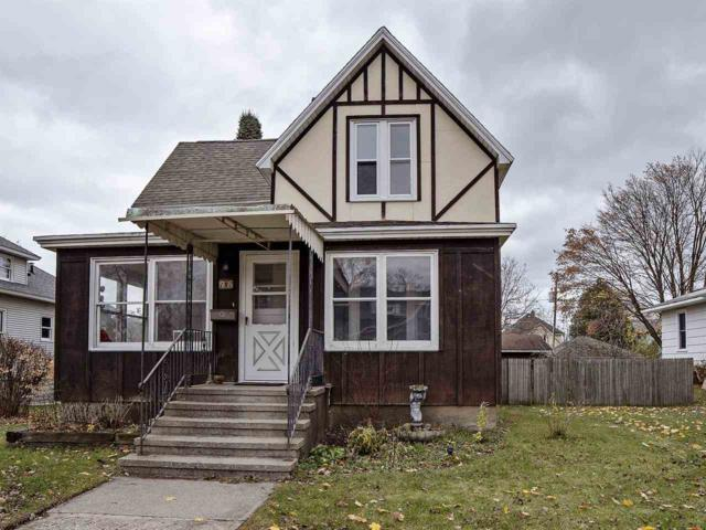 712 Jackson Street, Marinette, WI 54143 (#50194543) :: Todd Wiese Homeselling System, Inc.