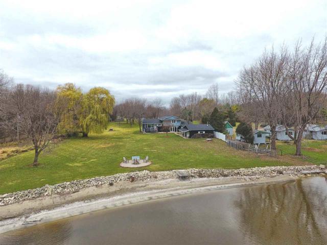 N9099 Lakeshore Drive, Van Dyne, WI 54979 (#50194556) :: Dallaire Realty