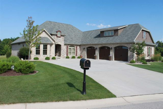 275 Blue Sky Circle, Green Bay, WI 54311 (#50194582) :: Dallaire Realty