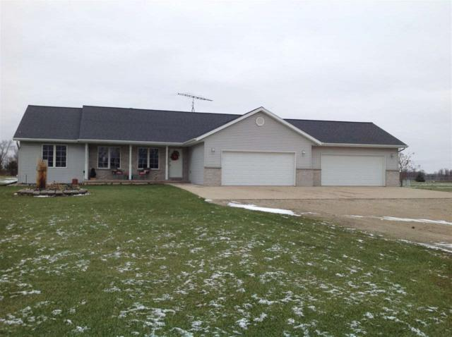 W1190 Hwy X, Berlin, WI 54923 (#50194696) :: Dallaire Realty