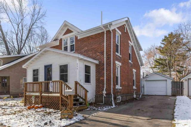 311 N 6TH Street, De Pere, WI 54115 (#50194740) :: Todd Wiese Homeselling System, Inc.