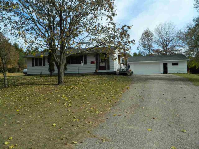 N2916 Hartman Creek Road, Waupaca, WI 54981 (#50194749) :: Dallaire Realty