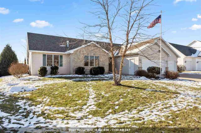 1306 Winter Wheat Drive, Neenah, WI 54956 (#50194814) :: Todd Wiese Homeselling System, Inc.