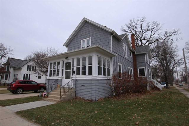 432 E Lincoln Street, Waupun, WI 53963 (#50194892) :: Dallaire Realty