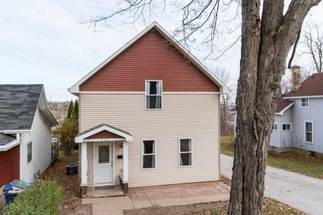310 W 4TH Street, Kaukauna, WI 54130 (#50194907) :: Todd Wiese Homeselling System, Inc.