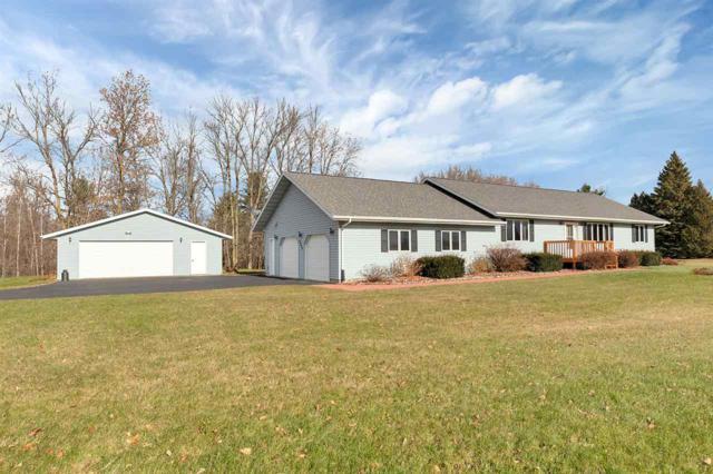 N2904 N 13TH Road, Coleman, WI 54112 (#50194913) :: Todd Wiese Homeselling System, Inc.