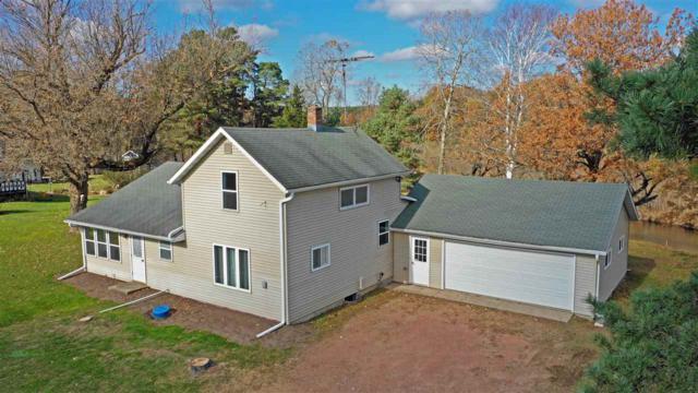 N2171 Hwy K, Waupaca, WI 54981 (#50194920) :: Todd Wiese Homeselling System, Inc.