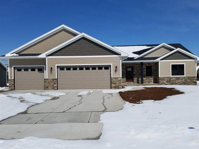 2831 Rodeo Drive, Green Bay, WI 54311 (#50194924) :: Todd Wiese Homeselling System, Inc.