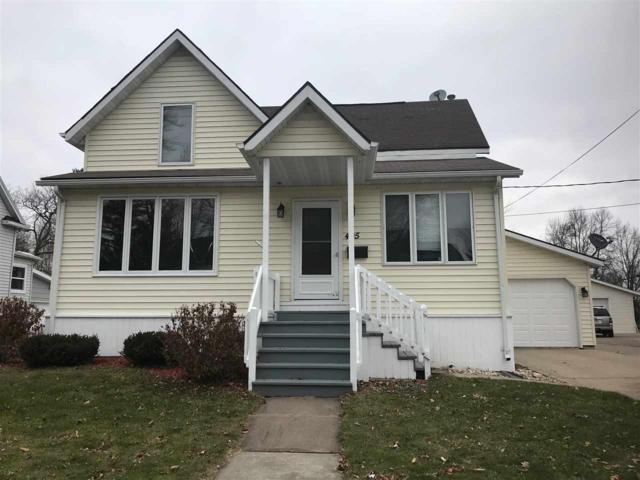 405 E Pearl Street, Seymour, WI 54165 (#50194985) :: Symes Realty, LLC