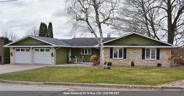 129 W Highland Drive, Oconto Falls, WI 54154 (#50195239) :: Todd Wiese Homeselling System, Inc.