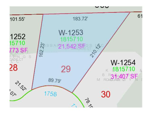 1758 Cascade Court, Greenleaf, WI 54126 (#50195293) :: Todd Wiese Homeselling System, Inc.