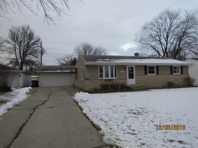 601 Karl Street, Green Bay, WI 54301 (#50195446) :: Dallaire Realty